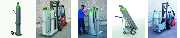 Gas cylinder handling picture