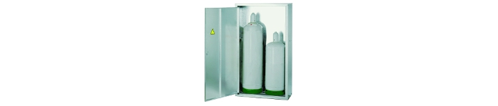 Picture of LPG cylinder cabinet